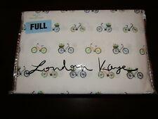 london kaye full sheet set new springtime bicycles