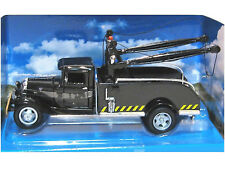 1934 Ford BB-157 Tow Truck in Black  - 1:43 scale by The Phoenix Mint