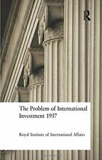 Problem International Investment, Affairs 9780415760362 Fast Free Shipping,,