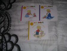lot de 3 mini livres enfant bébé - mini Popi (3 histoires dans chaque livre)