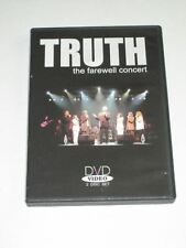 DVD MOVIE TRUTH The Farewell Concert BAPTIST CHURCH 2 hours 40 minutes Disc 1of2