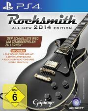 Rocksmith 2014 edition pour Playstation 4 ps4 | version allemande!
