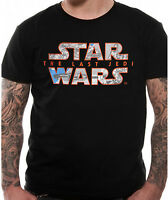 Official Star Wars Blueprint Logo T Shirt Disney Lucas S M L XL 2X