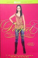 Perfect: A Pretty Little Liars Novel by Sara Shepard new paperback book