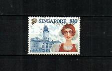 SINGAPORE Scott's 583 Ballet Dancer F/VF used ( 1990 )  #2