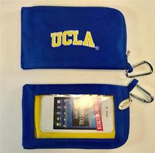 UCLA Bruins Purse Clutch Bag Cell Phone Wallet Womens Ladies Girls