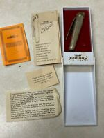 Vintage Consul Clip Lighter in Box
