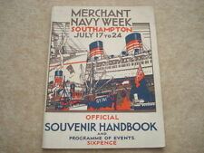 Books/Publications Merchant Navy Collectables