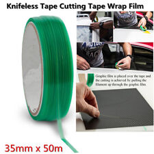 "FINISH LINE KNIFELESS VINYL WRAP GRAPHIC CUTTING TAPE 1/8""/3.5mm (50 Meter)"