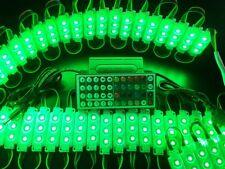 RGB 5050 SMD LED Module Light 12V Tape 60 Pcs X 3 LEDS Store Front Window Sign