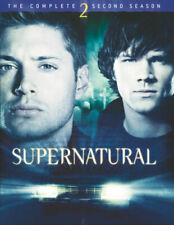Supernatural: Complete 2nd Season Dvd Brand New & Factory Sealed