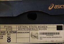 Asics Lethal Stats Size 8 Women's Soccer Shoe (P156l-0143)