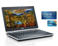 "DELL Latitude E6430 Intel Core i5-3340M 2,7 GHz 4Go 240Go SSD 14.1""DVD-RW 7 Pro"