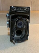 Vintage Rare Yashica-C TLR for parts or repair