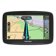 """TomTom Start 52 5"""" Inch Sat Nav GPS UK ROI Lifetime Maps Updates Lane Assist"""