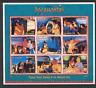 Guyana 1995 Disney/Pocahontas/Dog/Cartoons 9v sht s6154