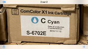 TONER RISO ComColor X 1 S-6702E CYAN