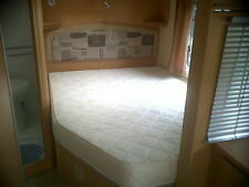 Bailey, Swift Caravan Double fixed bed Waterproof Deluxe Fitted Mattress Cover