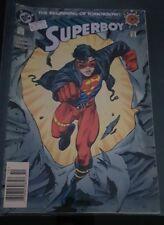 DC Super Boy 0#, The Beginning of Tomorrow !