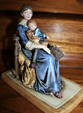 "Vintage Norman Rockwell ""Bedtime"" 1979 By The Norman Rockwell Museum Figurine"
