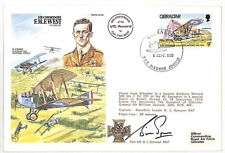 AJ162 1978 Gibraltar Air Commodore F.M.F.West Commemorative {samwells-covers}