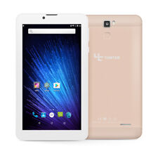 7 inch Google Android 6.0 AT&T Call Tablet 3G Touch Screen With Bluetooth Gold