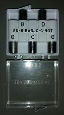 Wm Kratt Co Super Pitch Pipe Sn-8 Banjo-C-Not