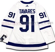 a3224e665 JOHN TAVARES TORONTO MAPLE LEAFS AWAY AUTHENTIC PRO ADIDAS NHL JERSEY