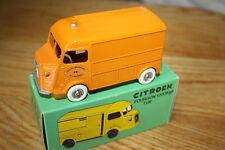 Miniatures JRD France 85 CITROEN 1200 Kg DDE 64 Orange Neuf Boite 1/43