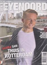 Programme / Magazine Feyenoord Rotterdam 11e jaargang no.4 November 2017