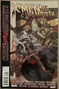 Lot Of 4 Complete Series Xmen Vs Vampires #1,2 + 2 Oneshots Storm + Gambit Blade