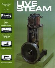 Live Steam V12 N 9 September 1978