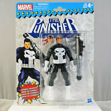 Marvel Superheroes Vintage Retro Punisher Action Figure
