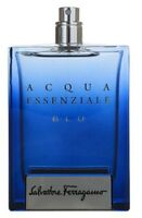 ACQUA ESSENZIALE BLU by Salvatore Ferragamo for men EDT 3.3 / 3.4 oz New Tester