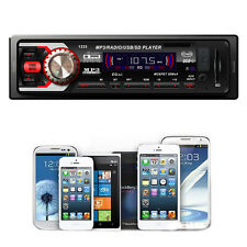 Autoradio Stereo In Dash FM Mit MP3 Player USB SD Eingang AUXEmpfänger Neu Mode