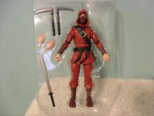"""New listing New Marvel Legends Spider-man Red Hand Ninja 6"""" Figure *No Stilt-Man Baf"""