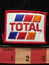 TOTAL Patch ~ (? Old Logo ? Gas Station / Gas & Oil Industry ) 68WS