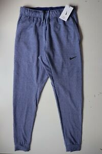 NIKE YOGA MEN SOFT STRETCH KNIT TRAINING PANTS TROUSERS - AT5696-455 - ALL SIZES