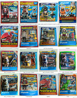 ORIGINAL PLAYMOBIL Figures from Playmobil Magazine  Limited Edition - Exclusive