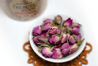 French Rose Flower Tea Fragrant Whole Rose Buds 100% Natural