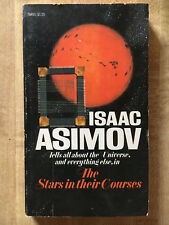 Isaac Asimov THE STARS IN THEIR COURSES 1st Ace 1972 L@@K WOW!!!