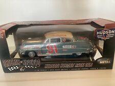1948 hudson hornet #91 Tim flock 1:18 Highway 61 origins of speed