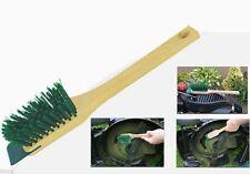 Tondeuse à gazon professionnel Brosse avec grattoir pour un nettoyage facile Tondeuse.LM5