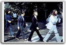 Beatles Abbey Road Autographed Preprint Signed Photo Fridge Magnet