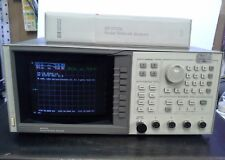 HP Model 8757D Scalar Network Analyzer (Manual Included)