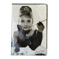 Purpurina A5 Cuaderno - Audrey Hepburn Diversión Diario