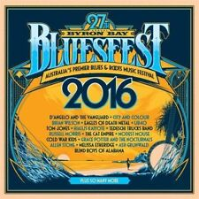 VARIOUS ARTISTS - BLUESFEST 2016 * NEW CD