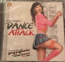 DJay Remys Dance Attack CD. STILL SEALED. Saregama RPG. Suga Babe. CDF124537.