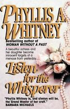 Listen for the Whisperer: By Whitney, Phyllis A.