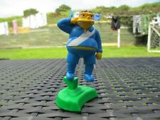 2002 Burger King The Simpsons Football - BARNEY - Soccer Footballer Figure Toy